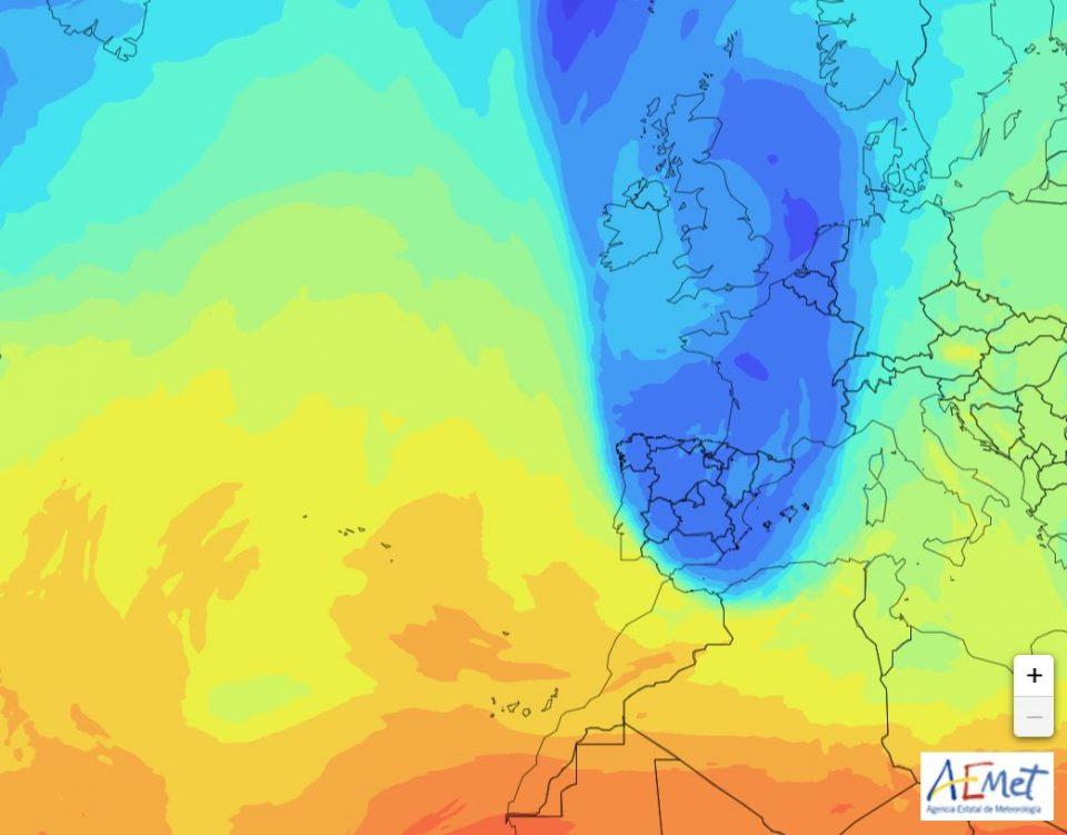 El invierno climatológico llega con un desplome de las temperaturas 6