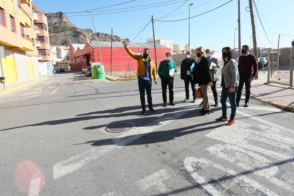 Redován busca soluciones a la inundabilidad del barrio María Ros 6