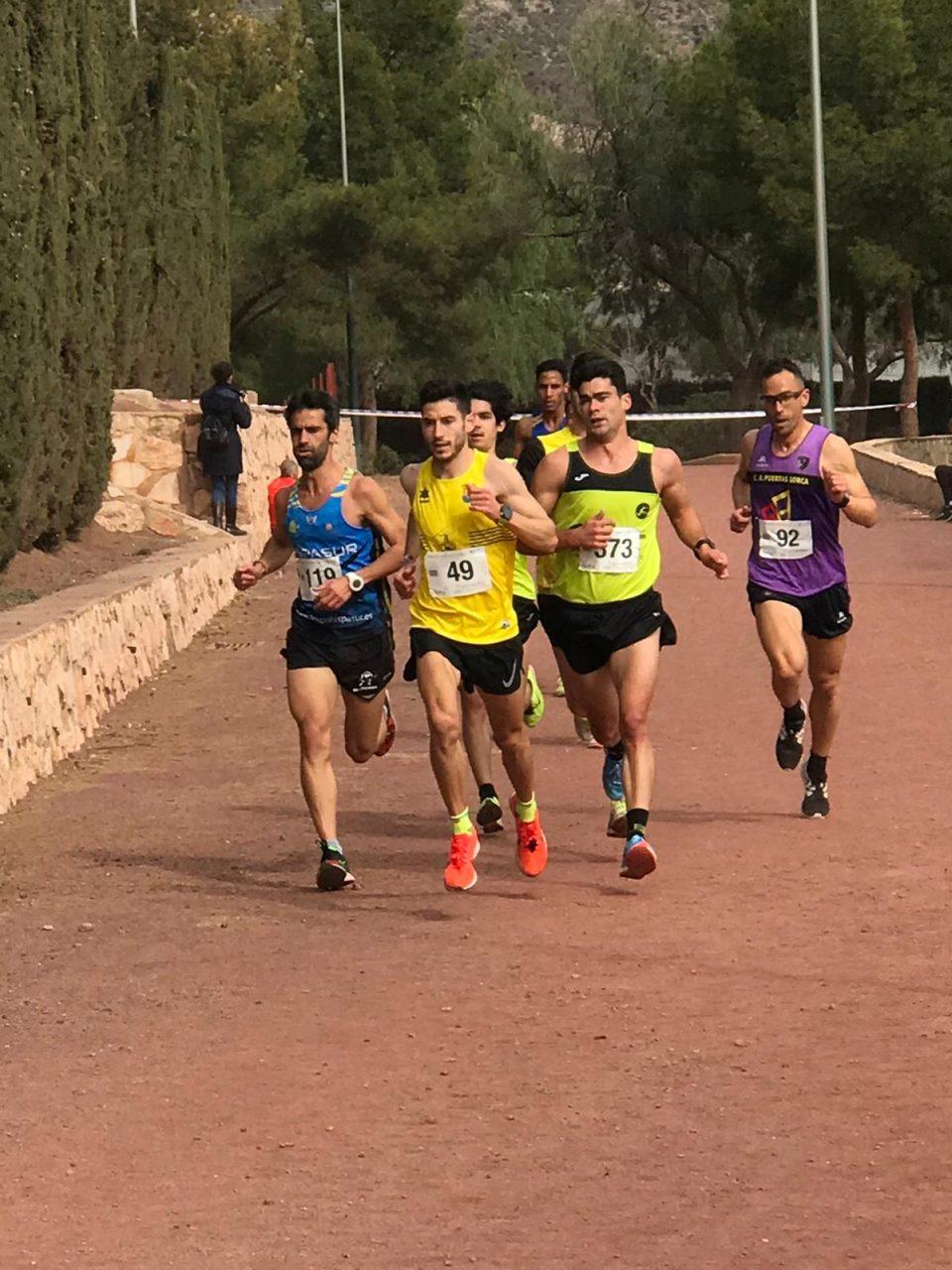 Álex García se cuelga el oro en campo a través 6