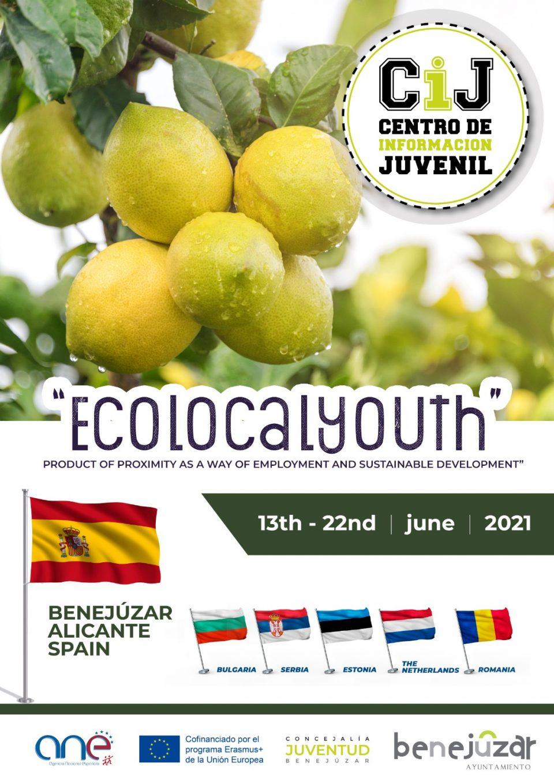 Benejúzar acogerá un encuentro juvenil europeo sobre agricultura ecológico y emprendimiento 6