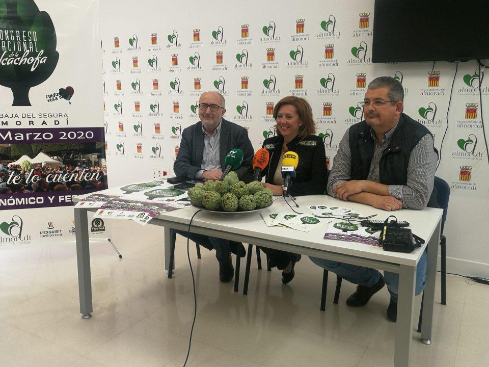 La sexta edición del Congreso Nacional de la Alcachofa llega a Almoradí 6