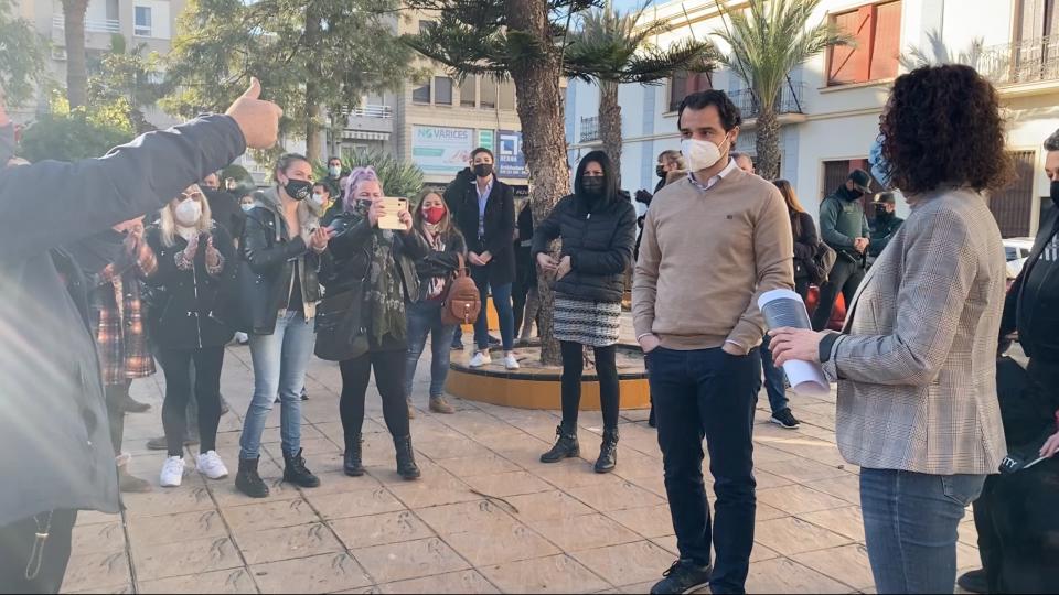 El sector hostelero de Torrevieja protesta ante las medidas de la Generalitat 6