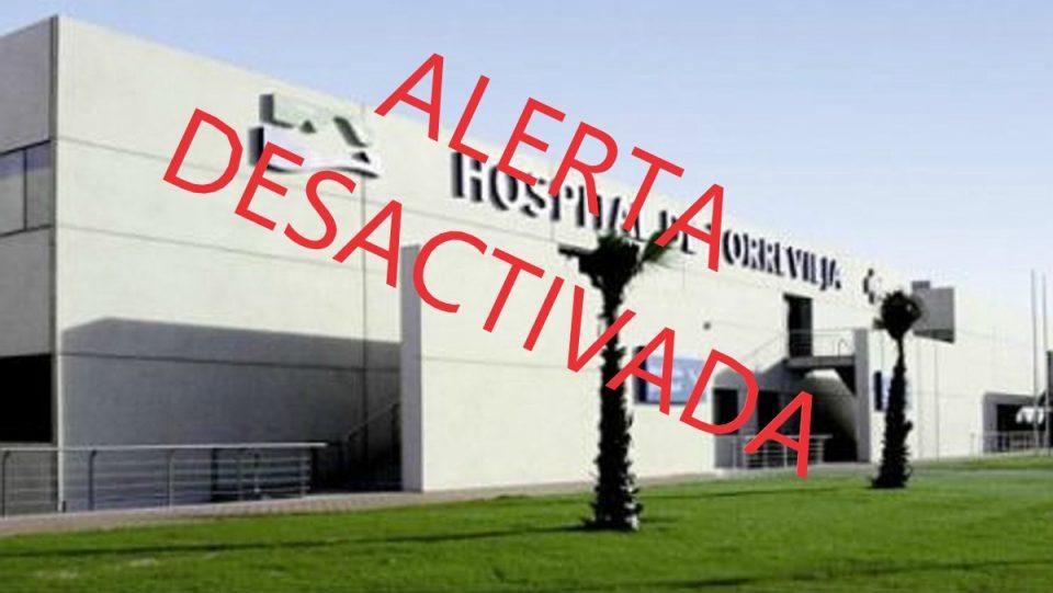 Desactivada la alerta por coronavirus en Torrevieja 6