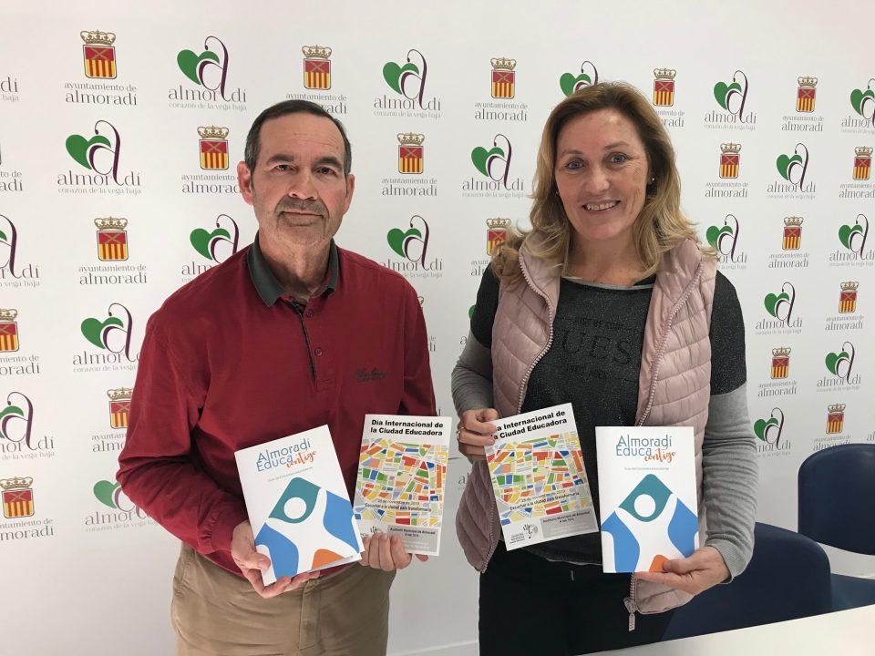 Almoradí repartirá Guías de Entidades Educadoras locales a alumnos y alumnas 6