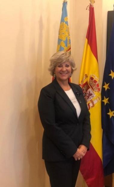 Moreno agradece el compromiso de inversión de la ministra Teresa Ribera en el trasvase Tajo-Segura 6