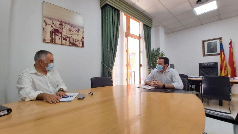 El Plan Vega Renhace del Consell presenta sus proyectos prioritarios a Callosa de Segura 6