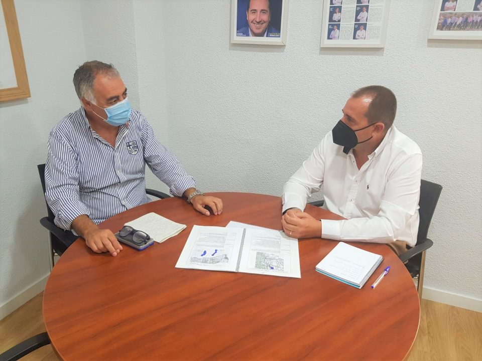 El Plan Vega Renhace del Consell explica la estrategia de actuaciones para la comarca en Cox 6