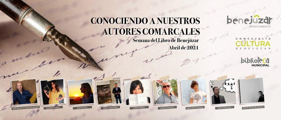 Benejúzar apuesta por los escritores de la Vega Baja 6