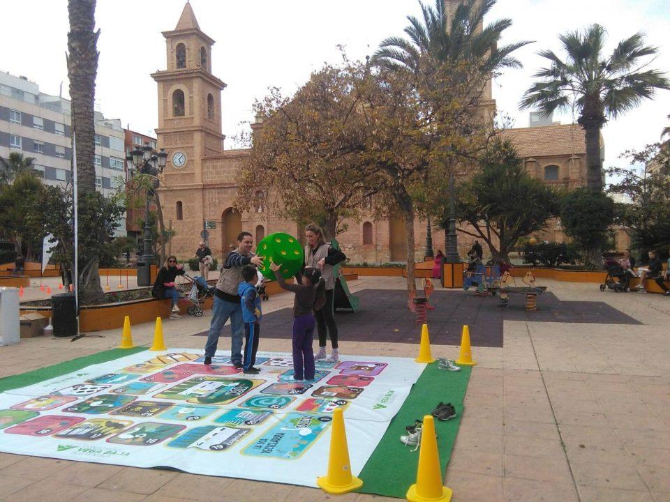 Más de 6.000 personas participan en las acciones a pie de calle del Consorcio 6