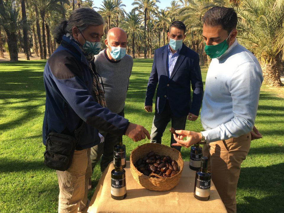 Primer aceite de oliva del Palmeral de Orihuela 6