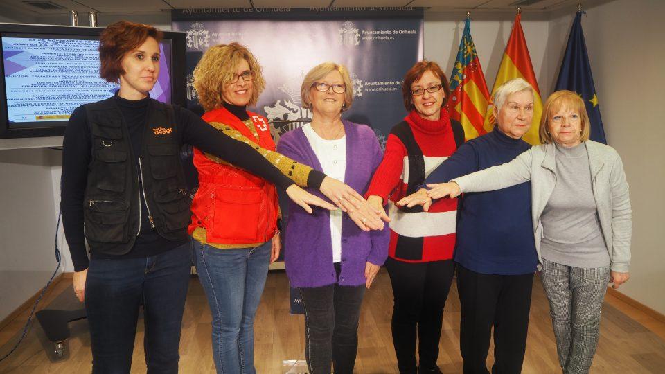 Orihuela prepara diversas actividades contra la violencia de género en torno al 25N 6