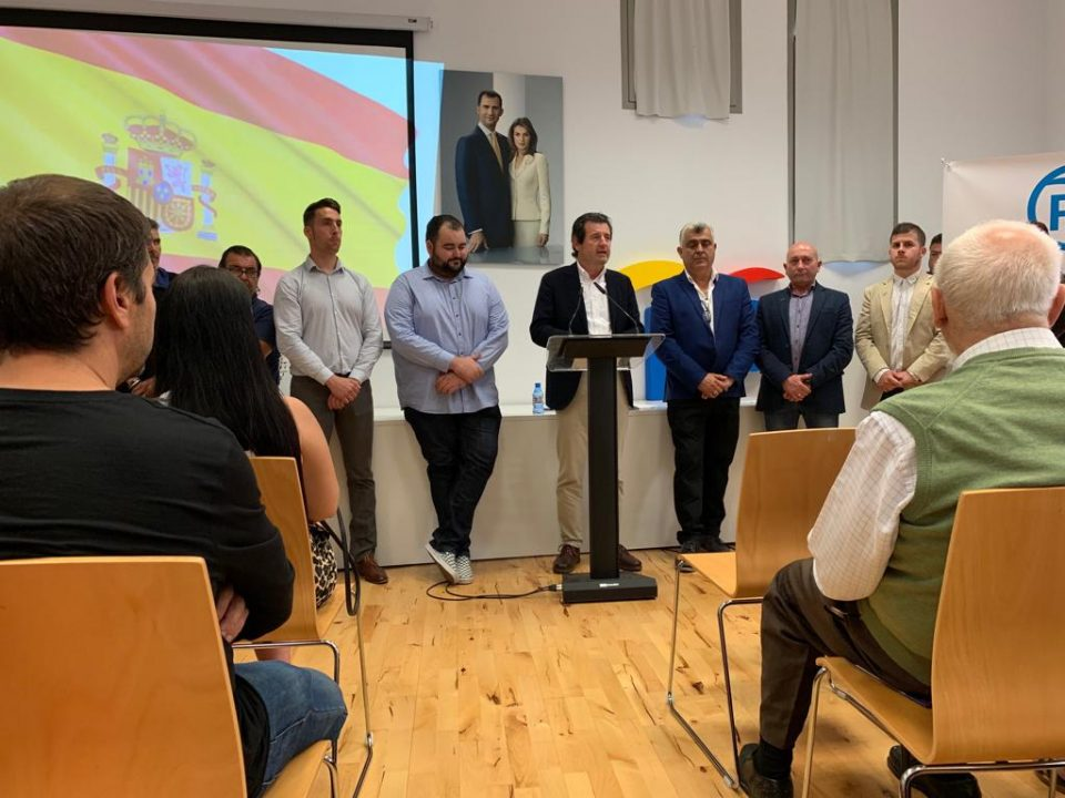 El PP de Rojales celebra su acto central de campaña 6