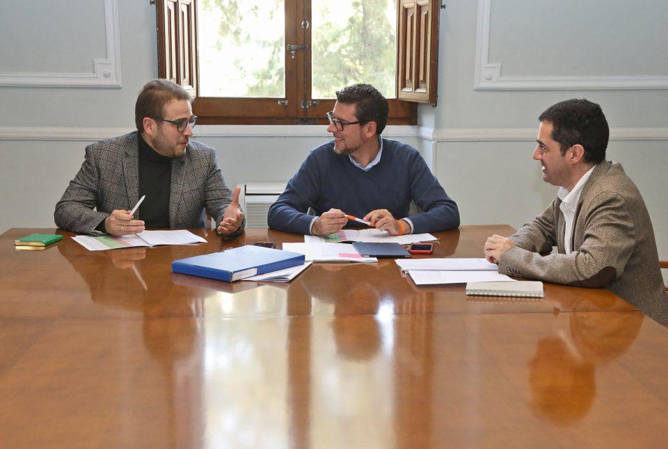La Diputación emprende los últimos pasos del Plan de Obras Planifica 6