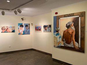 Alábega Arte ofrece una guía guiada en su exposición multidisciplinar 8