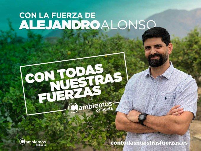 Cambiemos apuesta por una transición ecológica que impulse la economía de Orihuela 6
