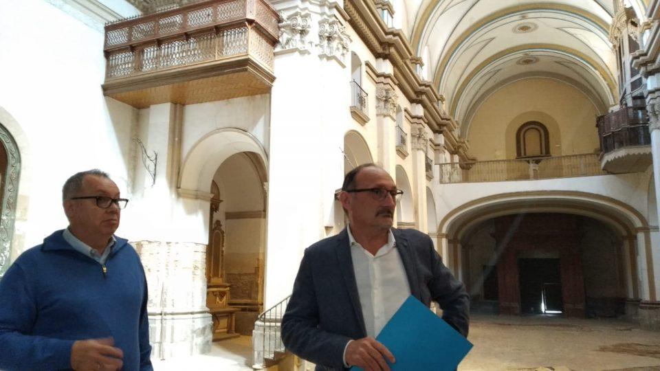 Almagro defiende la permuta para adquirir la Iglesia de San Agustín 6