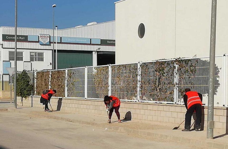 El Ayuntamiento de Almoradí contrata a 75 desempleados 6