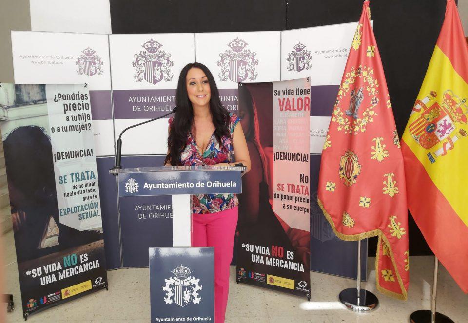 Igualdad de Orihuela organiza una Jornada sobre Violencia de Género, Prostitución y Trata 6