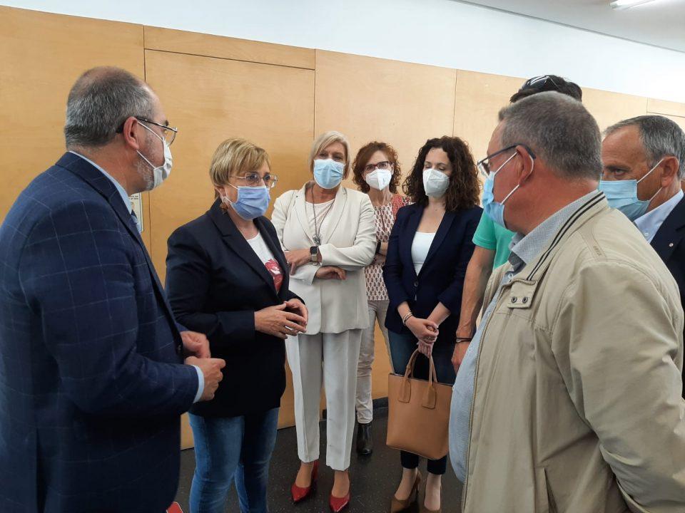 Sanidad invertirá 100.000 euros en la ampliación del consultorio médico de Benejúzar 6