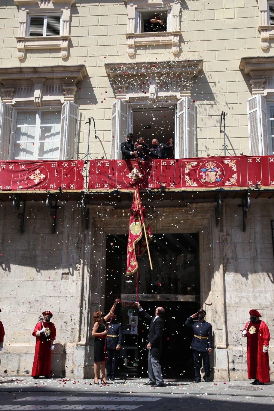 Orihuela celebra una de las Reconquistas más tristes en 778 años de historia 6