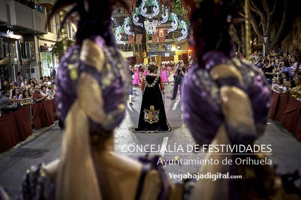 Los Moros y Cristianos de Orihuela premian a sus mejores Filas y Cabos 6