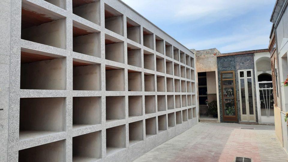 El Ayuntamiento de Rafal amplía la capacidad del cementerio municipal 6