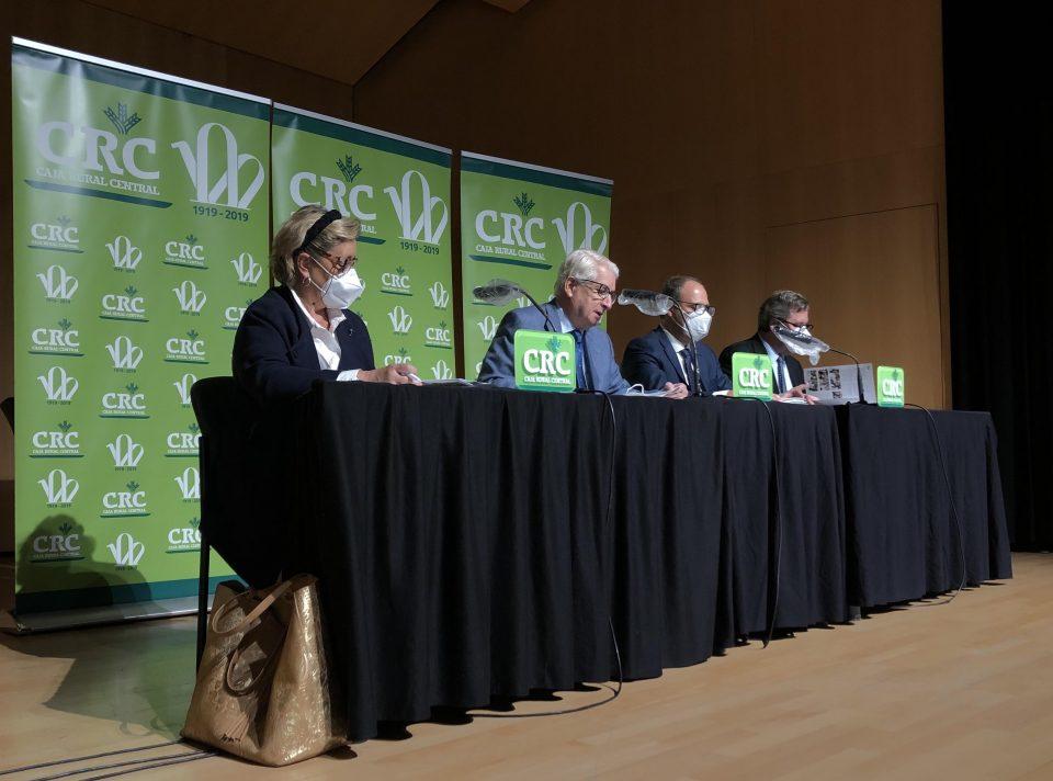 Caja Rural Central cerró 2019 con un beneficio neto de 12 millones de euros 6