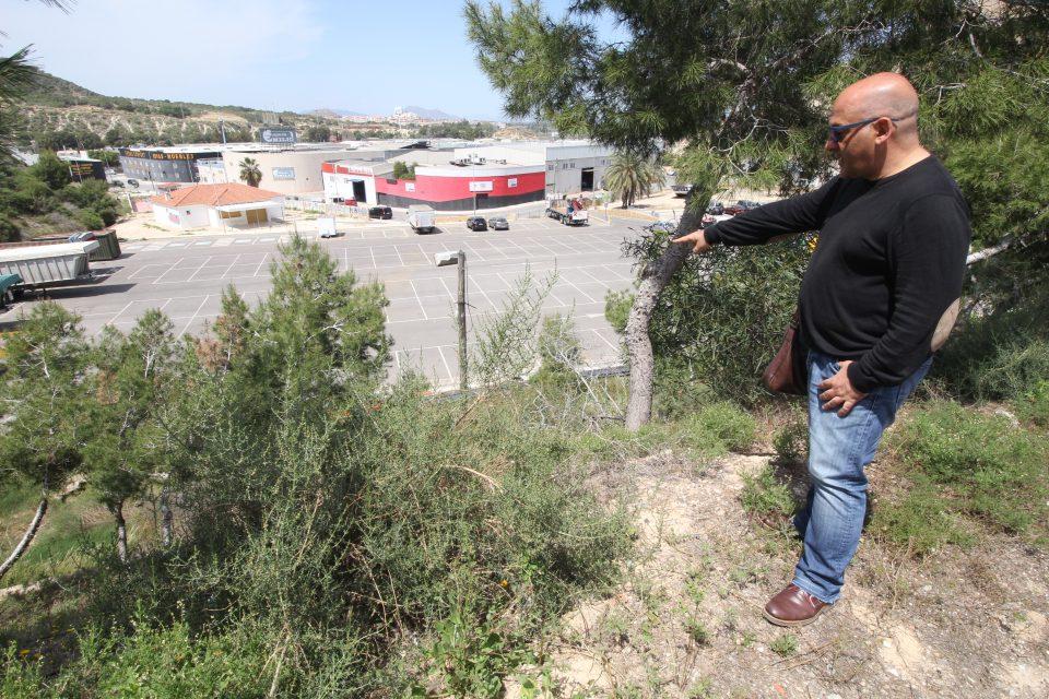 Impulsan la conexión del polígono de Guardamar con el centro urbano 6