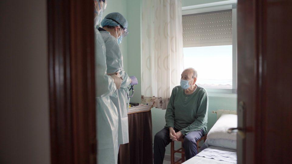 El Hospital de Torrevieja aumenta un 45% la Hospitalización Domiciliaria por el COVID 6