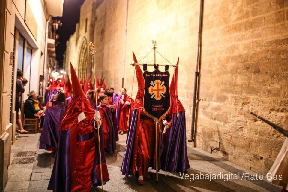 Los Azotes y el Zalamea procesionaron el Domingo conmemorando sus efemérides 6
