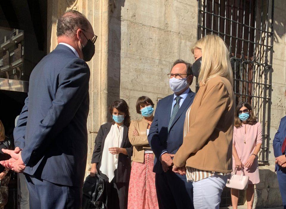 El Palacio de Justicia de Orihuela ya es propiedad de la Generalitat Valenciana 6