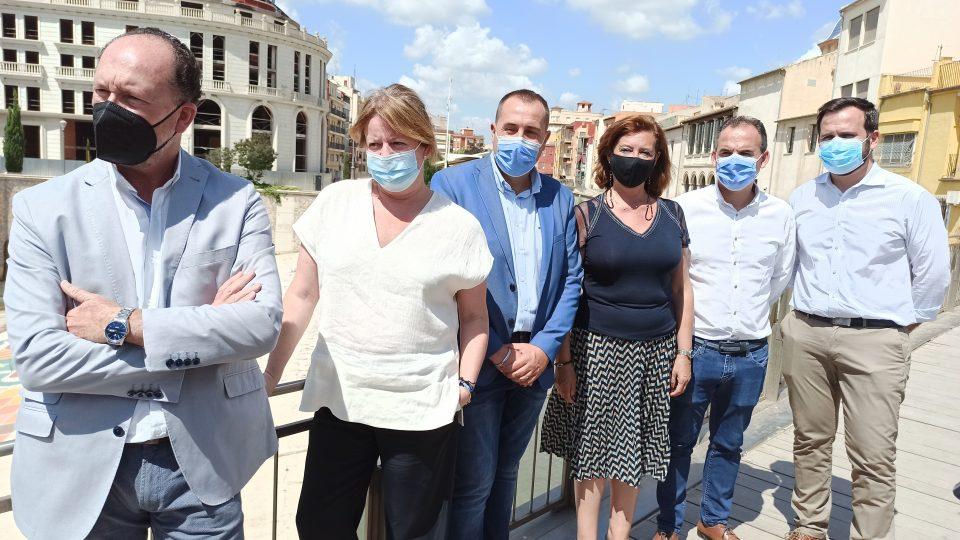El PP en la comarca se plantea la vía judicial para denunciar los recortes en el travase Tajo-Segura 6