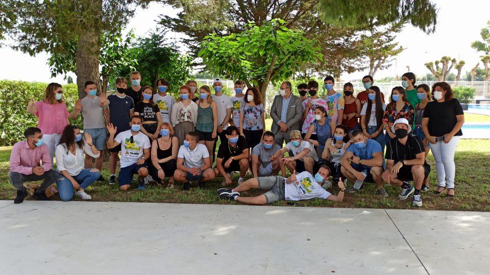 Jóvenes europeos y de Benejúzar, en un programa sobre agricultura y emprendimiento 6