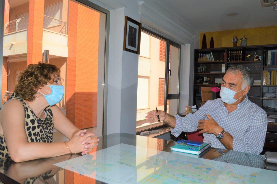El Plan Vega Renhace del Consell presenta sus actuaciones para la Vega Baja en Bigastro 6