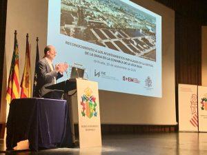 La Generalitat reconoce a los ayuntamientos de la Vega Baja su colaboración en la gestión de la DANA 8