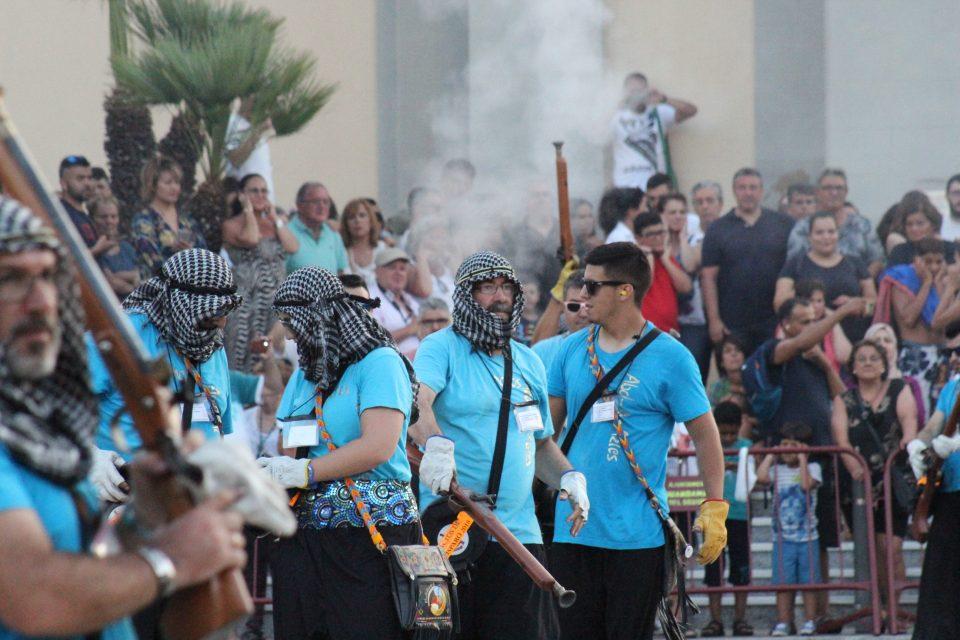 Guardamar imparte un curso para el manejo de la pólvora en actos festeros 6