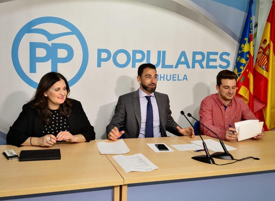 El PP de Orihuela no colocará carteles electorales en el recorrido de las procesiones 6