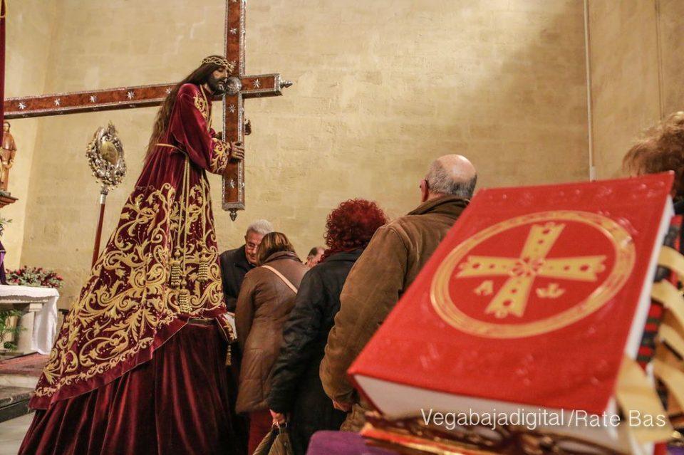 Todo preparado para la Novena en honor a Ntro. Padre Jesús de Orihuela 6