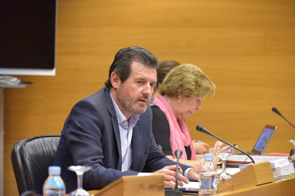 Les Corts insta al Gobierno que dé entrada al Sindicato de Regantes del Tajo-Segura en la comisión de explotación del trasvase 6