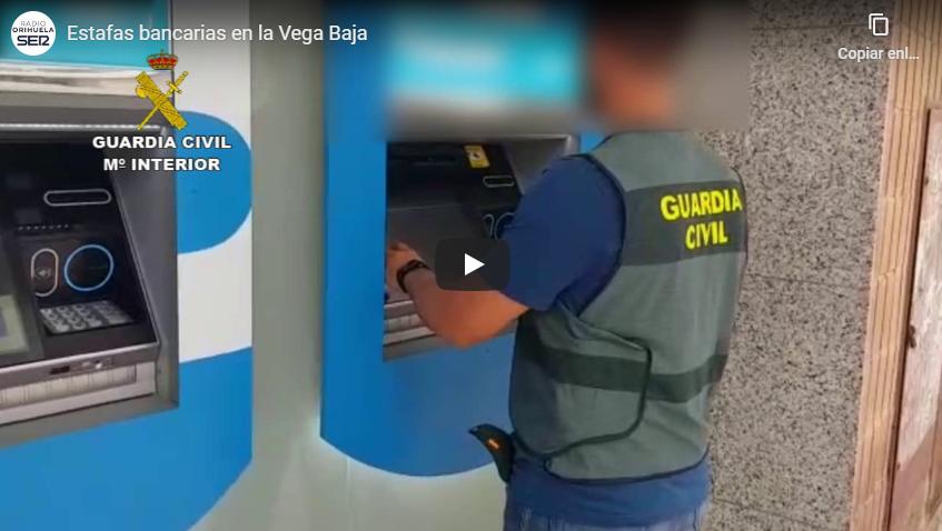 Desarticulado un grupo criminal por estafas bancarias en la Vega Baja 6