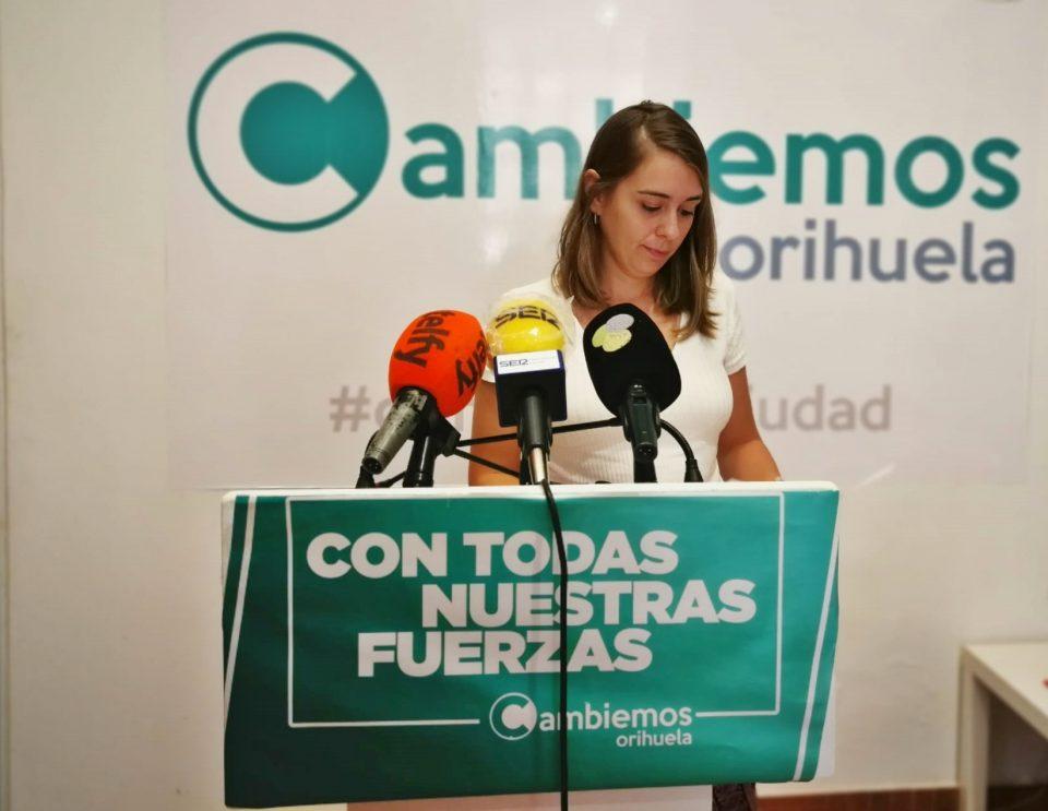 La desigualdad de género en el ámbito rural llega al pleno del Ayuntamiento de Orihuela 6