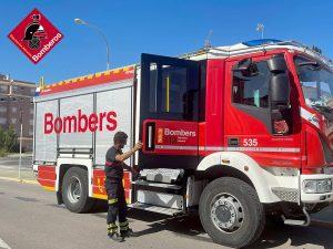 Dispositivo especial de Bomberos en la Vega Baja por riesgo de incendios 8