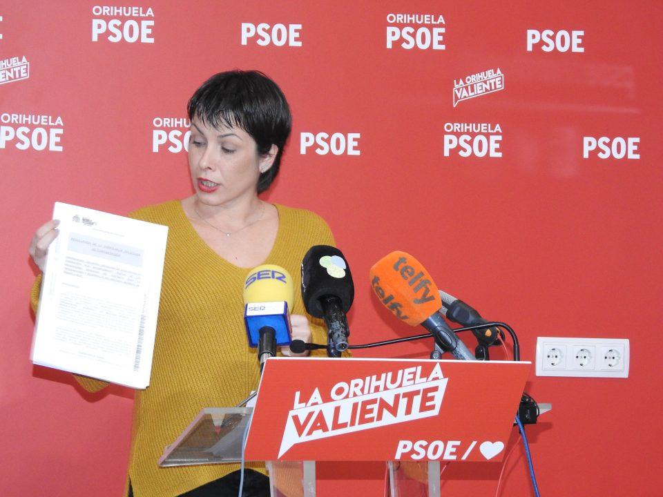 PSOE Orihuela propone programas de concienciación para evitar contagios de COVID-19 6