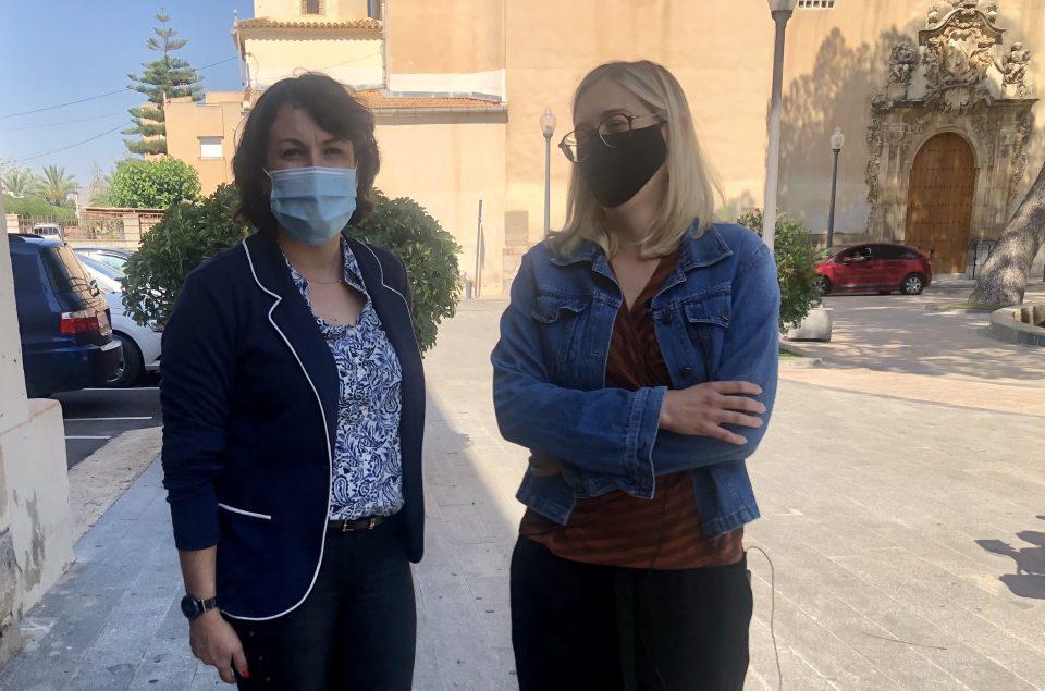 PSOE y Cambiemos Orihuela denuncia la falta de información ante las inminentes reformas en las dependencias del Ayuntamiento 6