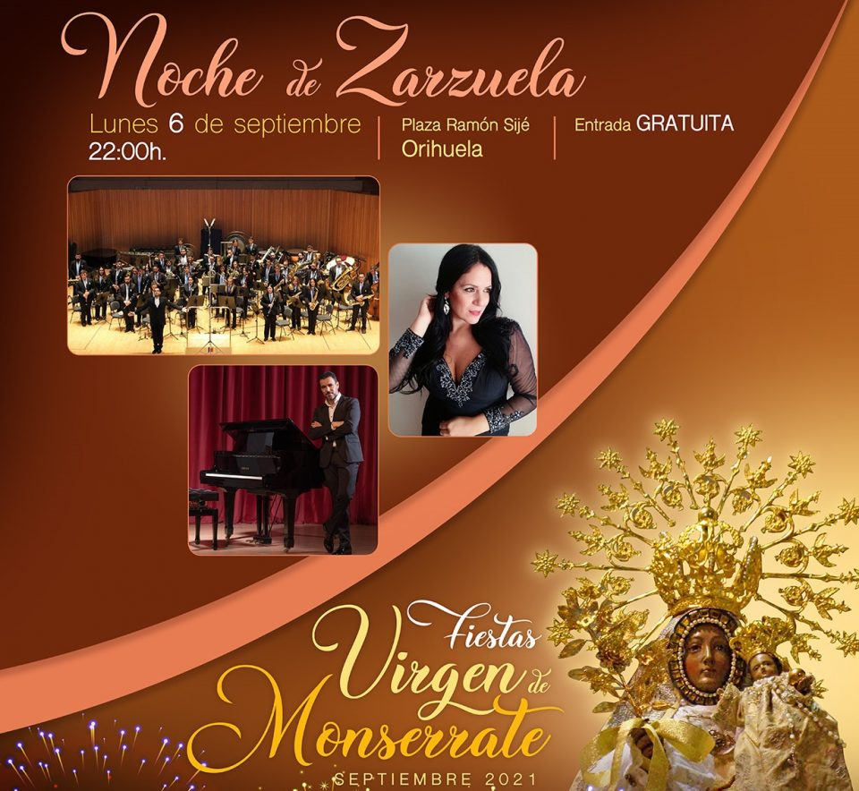 """Noche de Zarzuela e Historia"" en las Fiestas de la Virgen de Monserrate 6"