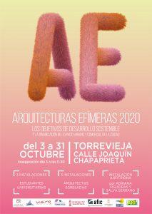 """Llega una nueva edición de """"Arquitecturas Efímeras"""" a Torrevieja 7"""