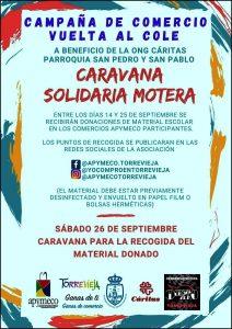 """El Ayuntamiento de Torrevieja y APYMECO lanzan la campaña de """"vuelta al cole"""" 7"""