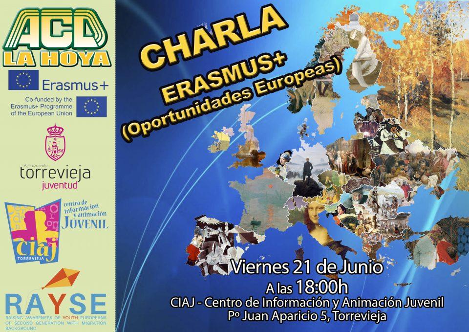 El CIAJ acoge una charla sobre ERASMUS y Voluntariado Europeo 6