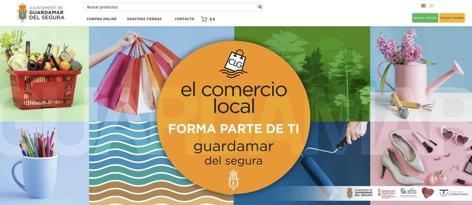 Guardamar recibe una subvención para transformación digital del comercio local 6
