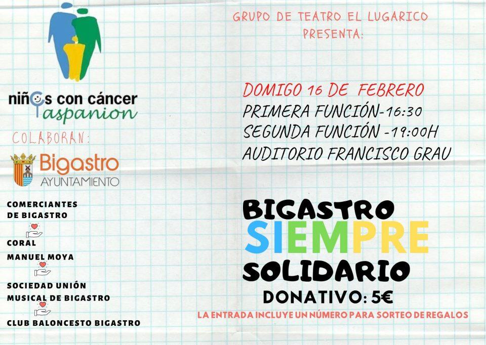 Bigastro acoge una gala a favor de la Asociación de Padres de Niños con Cáncer 6